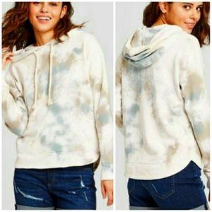 Universal Thread Wmns Tie Dye Hoodie Sweatshirt XL